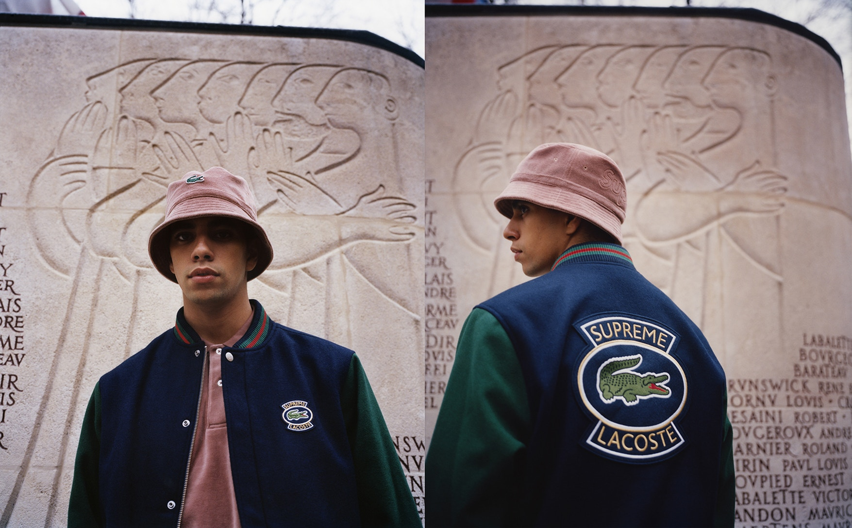 Supreme x Lacoste Spring/Summer 2018 Collection